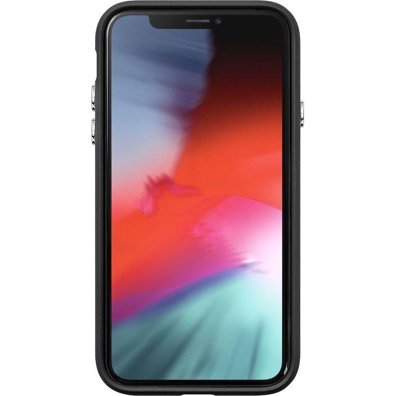 Capa Laut Shield para iPhone XR - Preto