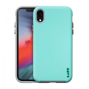 Capa Laut Shield para iPhone XR - Menta