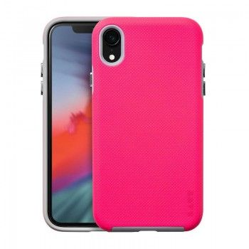 Capa Laut Shield para iPhone XR - Rosa