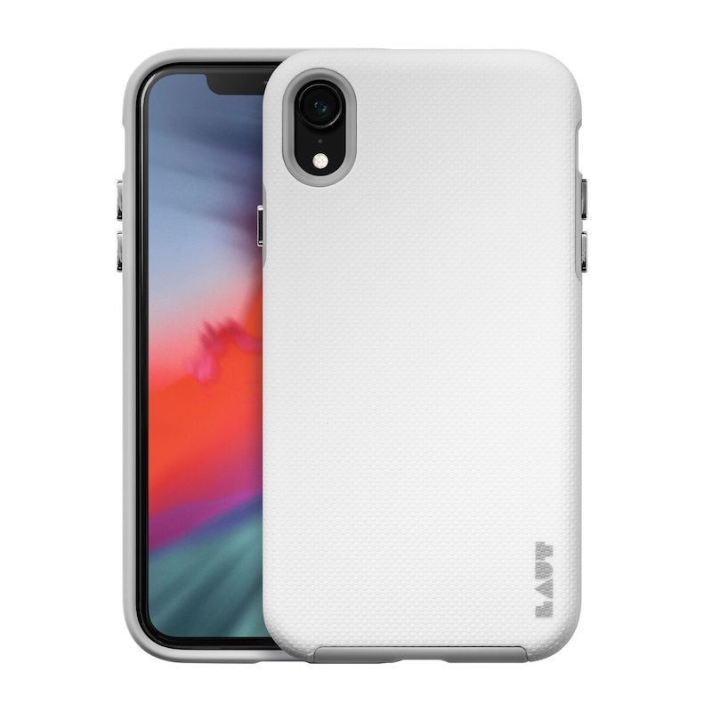 Capa Laut Shield para iPhone XR - Branco