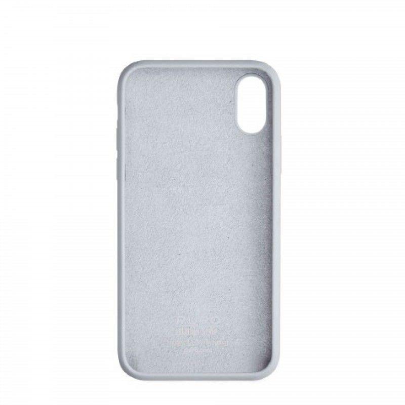 Capa iPhone XR em Silicone da Puro - Azul claro