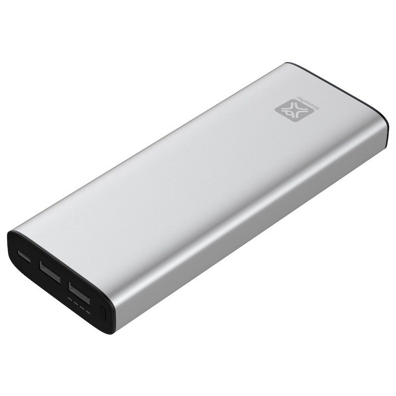 Powerbank para MacBook e iPad Pro 20.100 mAh - Prateado