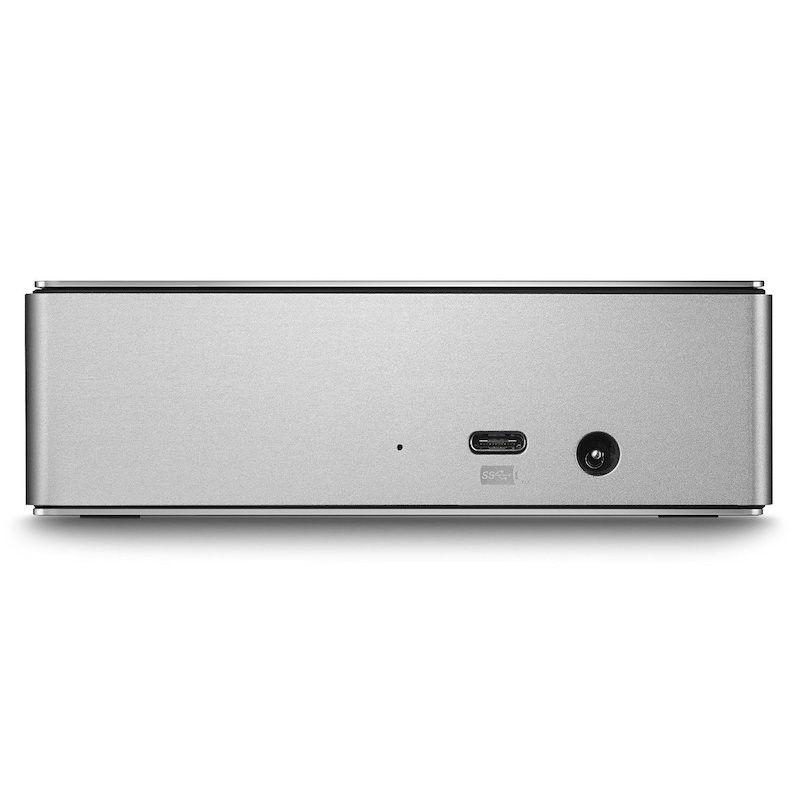 Disco externo LaCie Porsche Design Desktop 3.5 6TB USB 3.1 & USB-C