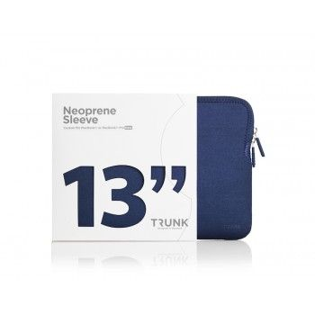 Sleeve MacBook Pro 13 Trunk - Navy