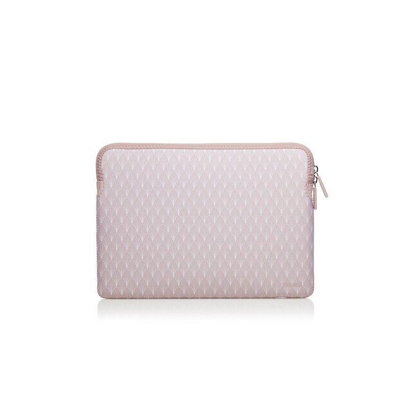 Sleeve MacBook Pro 13 Trunk - Rose Leaves