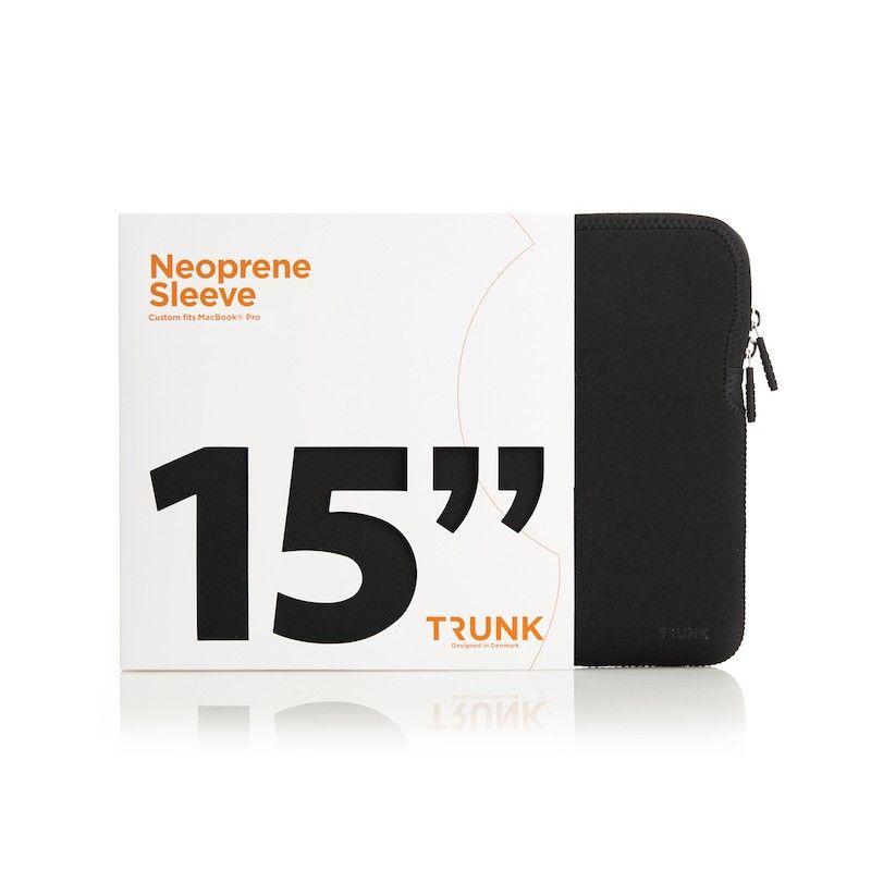Sleeve MacBook Pro 15 Trunk - Preta