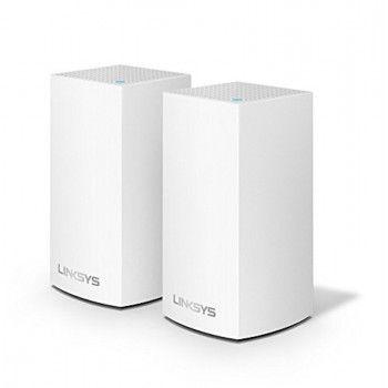 Sistema Wi-Fi Linksys Velop Intelligent Mesh (Pack de 2)