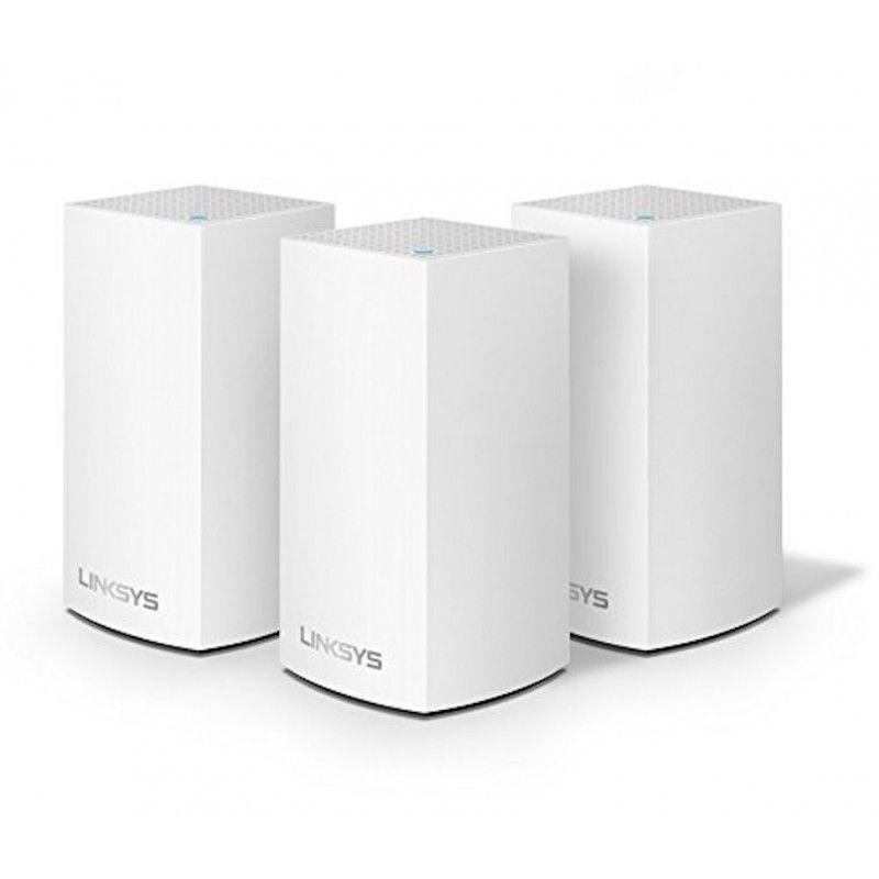 Sistema Wi-Fi Linksys Velop Intelligent Mesh (Pack de 3)