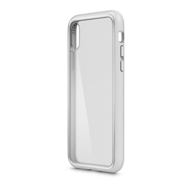 Capa iPhone X/XS Belkin SheerForce Elite - Prateada