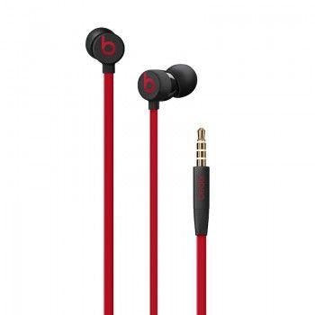 Auriculares urBeats3 Defiant Collection com ficha 3,5 mm - Preto/Vermelho