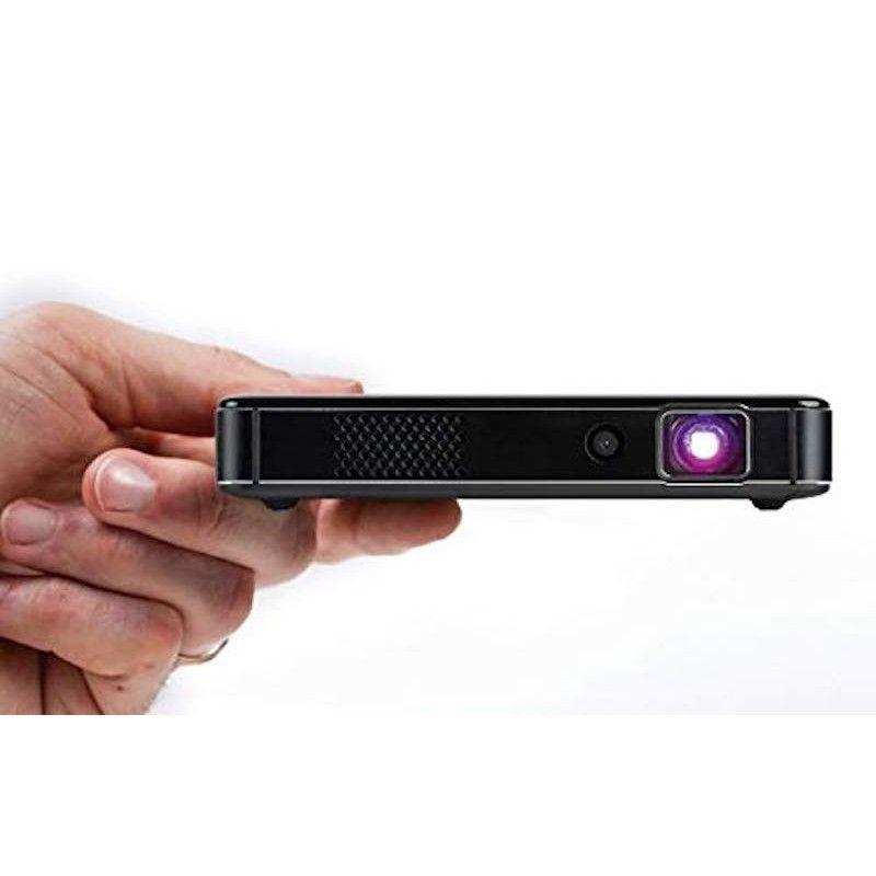 Mini projetor M220 HD Pro USB-C e HDMI