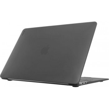 Capa MacBook Air 2018  - Black  (translúcida escura)