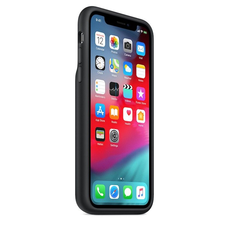 Smart Battery Case para iPhone XS - Preto