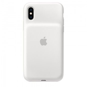 Smart Battery Case para iPhone XS - Branco