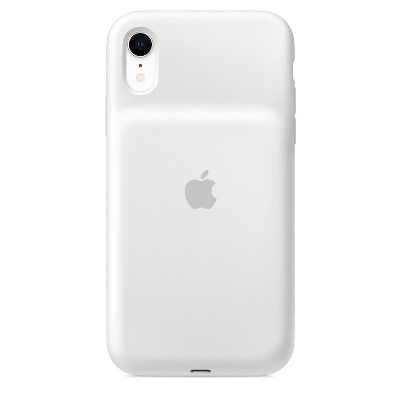 Smart Battery Case para iPhone XR - Branco