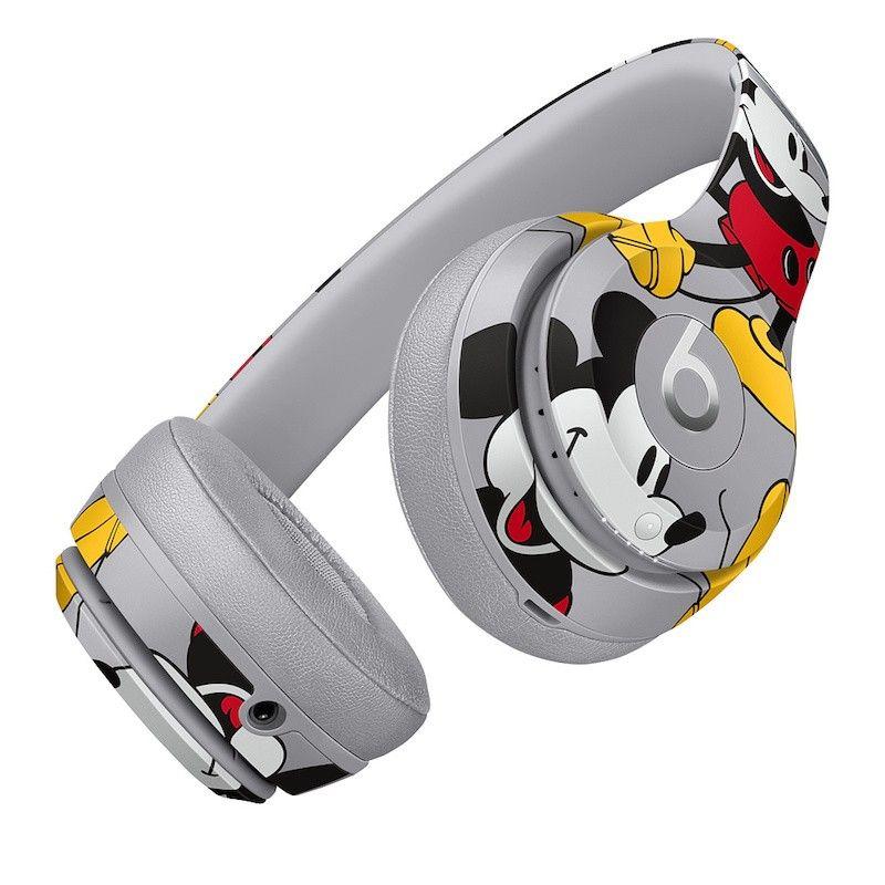 Auscultadores Beats Solo3 Wireless - Edição alusiva ao 90º Aniversário do Mickey