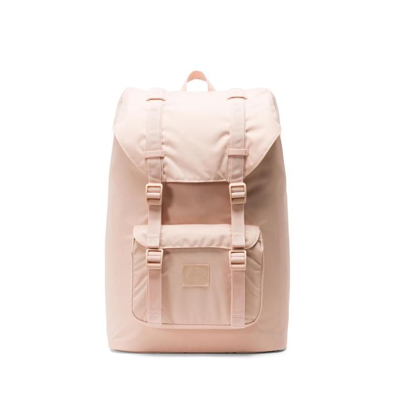 Mochila Herschel Little America Mid Vol. (17L) - Light Cameo Rose