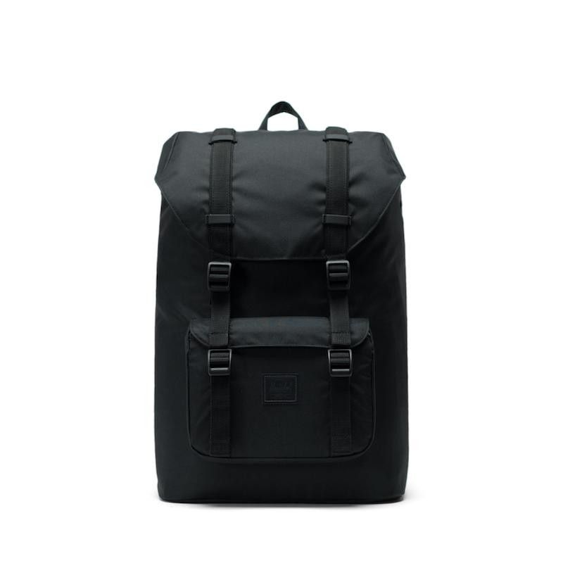 Mochila Herschel Little America Mid Vol. (17L) - Light Black
