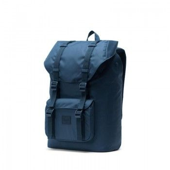 Mochila Herschel Little America Mid Vol. (17L) - Light Navy