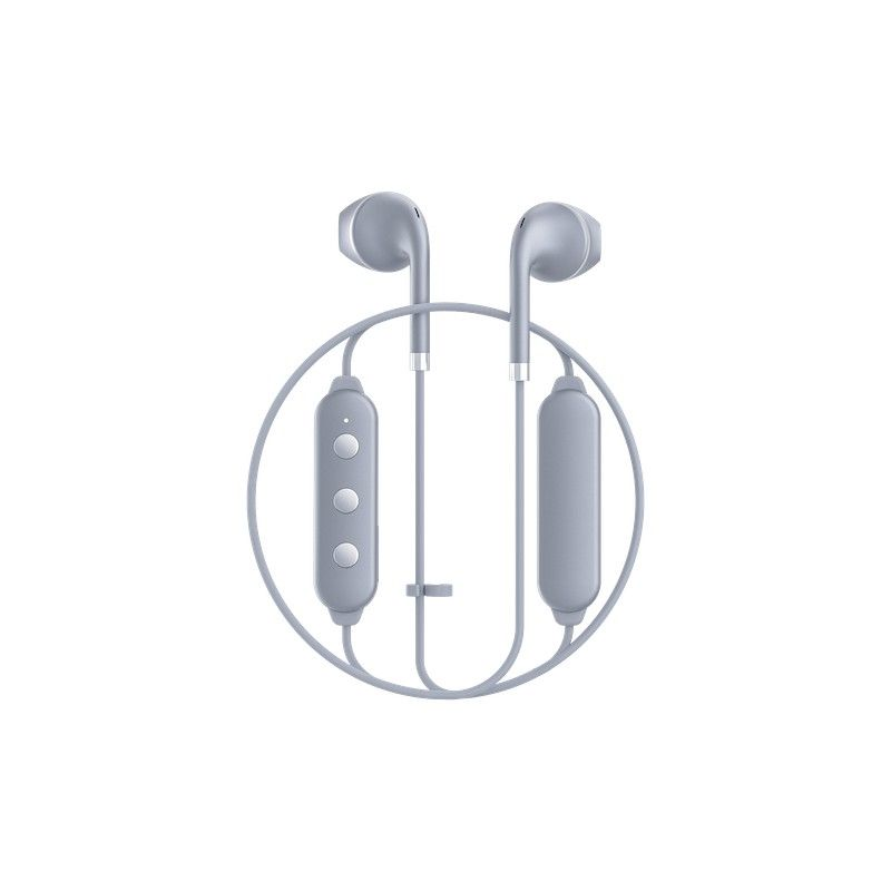 Auriculares Happy Plugs Wireless II - Space Grey