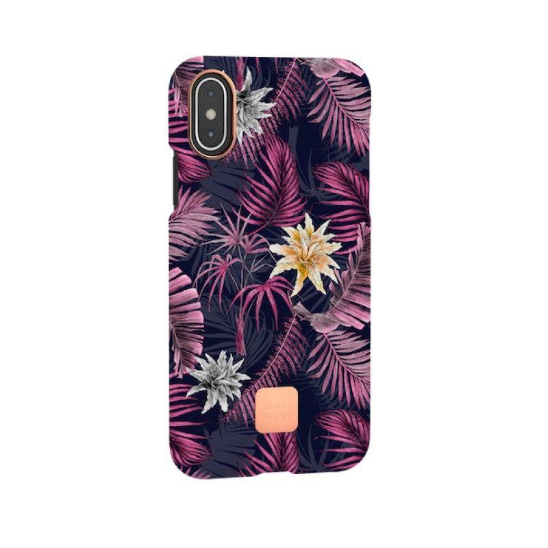 Capa para iPhone XS Happy Plugs - Hawaiian Nights