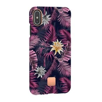 Capa para iPhone XS Max Happy Plugs - Hawaiian Nights