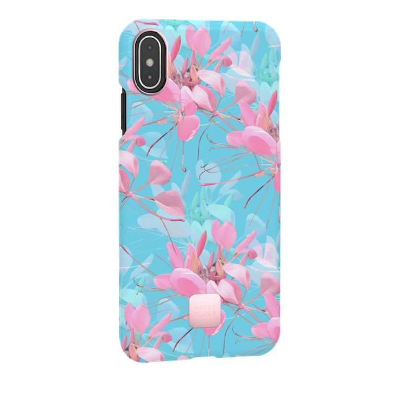 Capa para iPhone XS Max Happy Plugs - Botanica Exotica