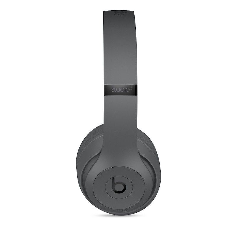 Auscultadores Beats Studio3 Wireless Over-Ear - Cinzentos