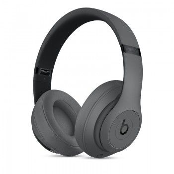 Auscultadores Beats Studio3 Wireless Over-Ear - Cinzentos