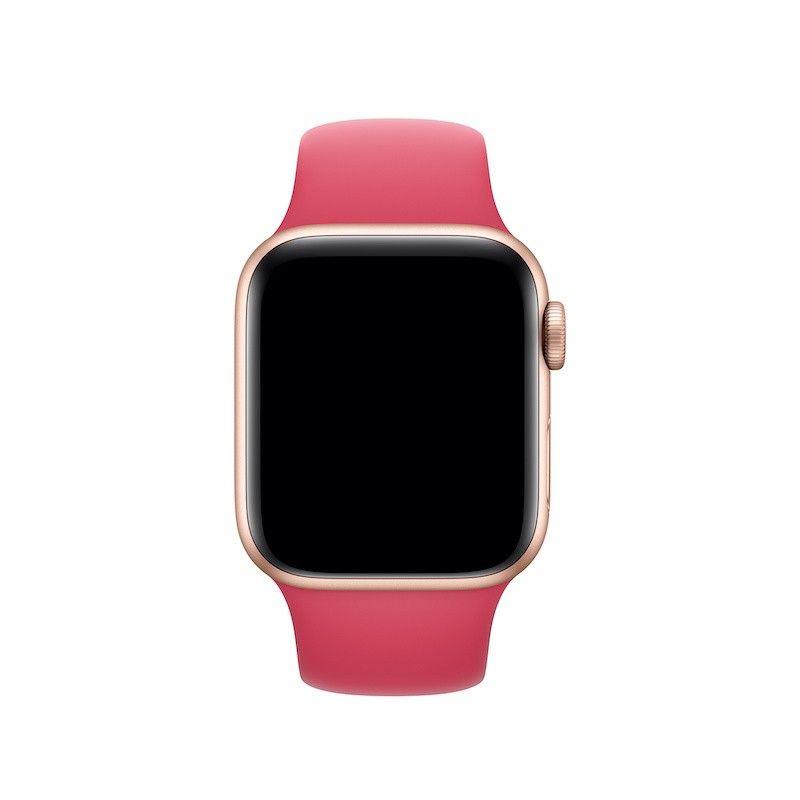 Bracelete desportiva para Apple Watch (40/38 mm) S/M & M/L - Hibisco