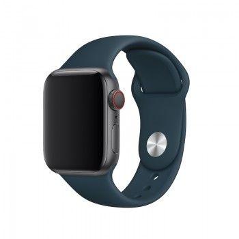 Bracelete desportiva para Apple Watch (40/38 mm) S/M & M/L - Verde Pacífico