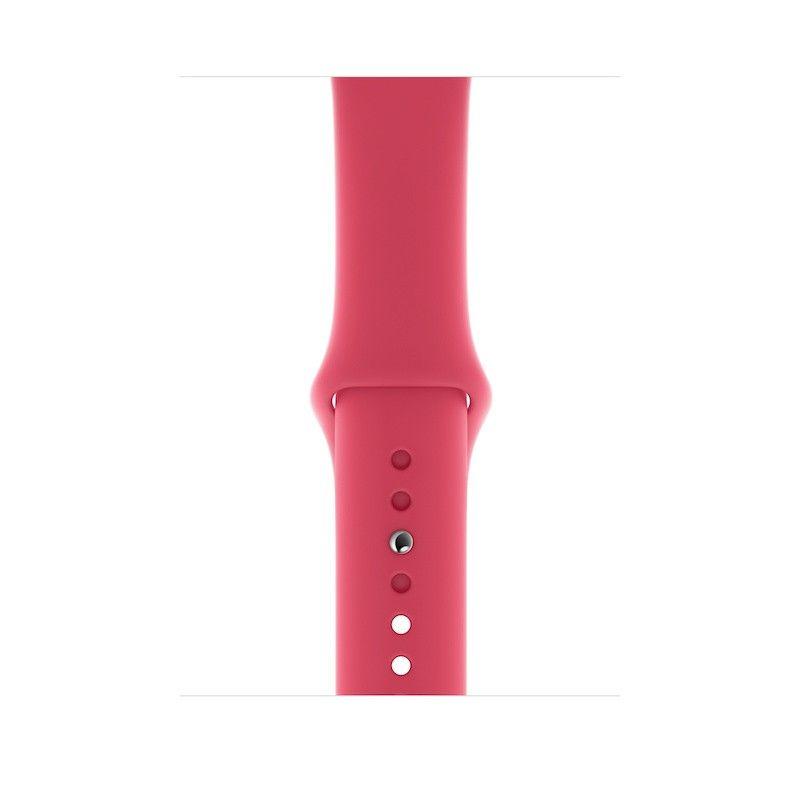 Bracelete desportiva para Apple Watch (44/42 mm) S/M & M/L - Hibisco