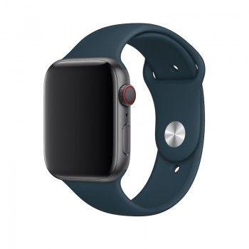 Bracelete desportiva para Apple Watch (44/40 mm) S/M & M/L - Verde Pacífico