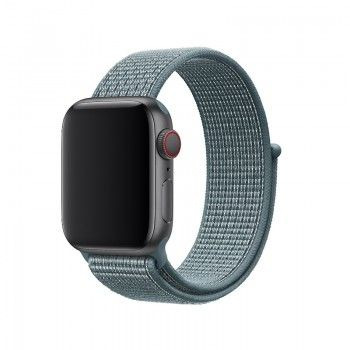 Bracelete Loop desportiva Nike para Apple Watch (40/38 mm) - Turquesa-claro