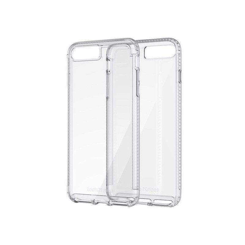 Capa iPhone 8 Plus Tech21 Pure Clear - Transparente