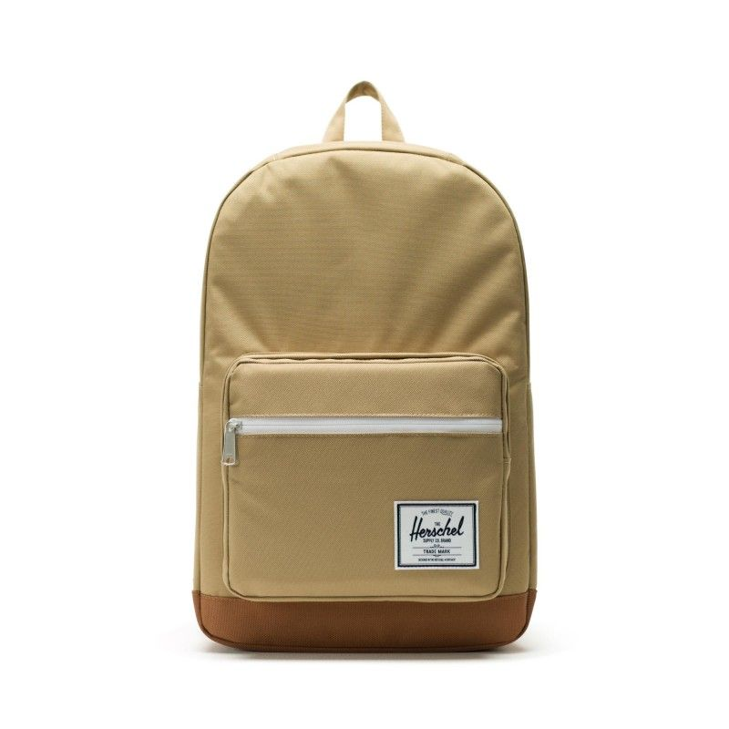 Mochila Herschel Pop Quiz - Kelp/Saddle Brown