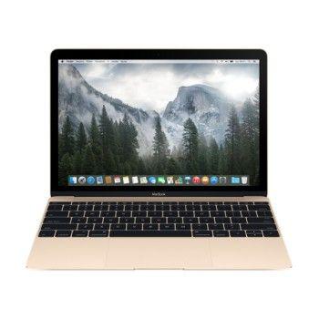 MacBook 12´ 1.1GHz, 8GB, 256GB - Dourado - Modelo de exposição