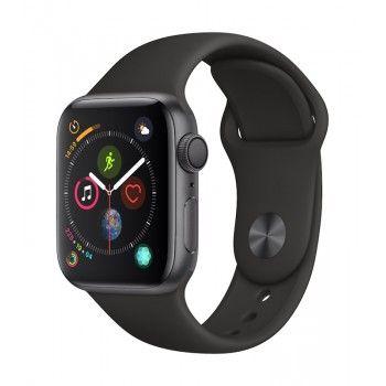 Apple Watch 4 GPS, 40 mm - Cinzento Sideral,  -- Novo, com caixa aberta --