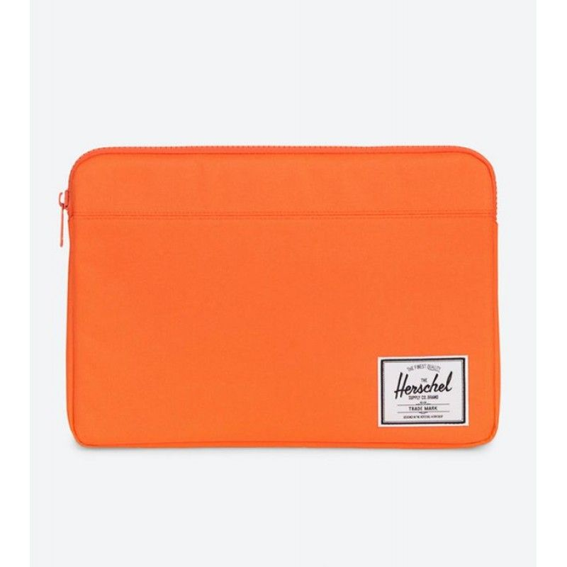 Sleeve Herschel Anchor MacBook 13´ USB-C - Vermillion Orange