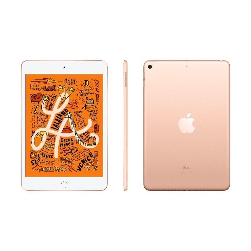 iPad mini Wi-Fi 256GB - Dourado