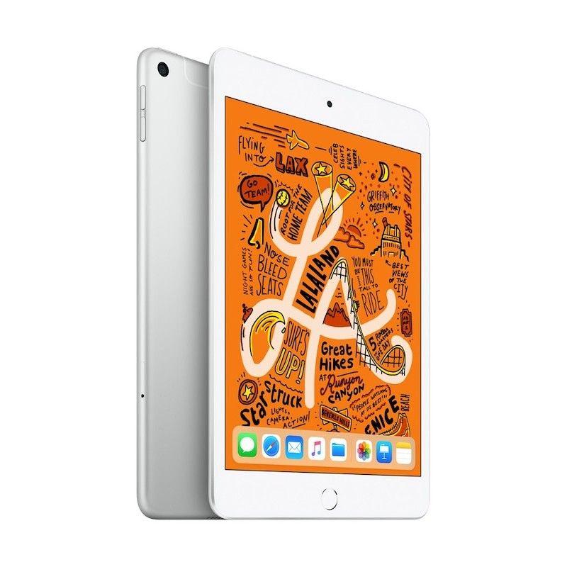 iPad mini Wi-Fi + Cellular 256GB - Prateado