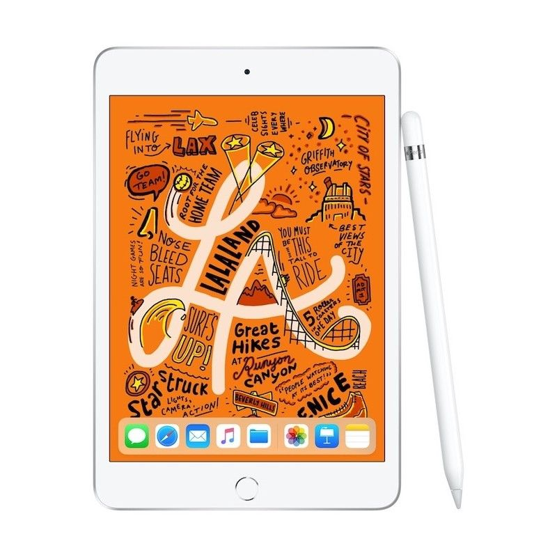 iPad mini Wi-Fi + Cellular 256GB - Cinzento Sideral