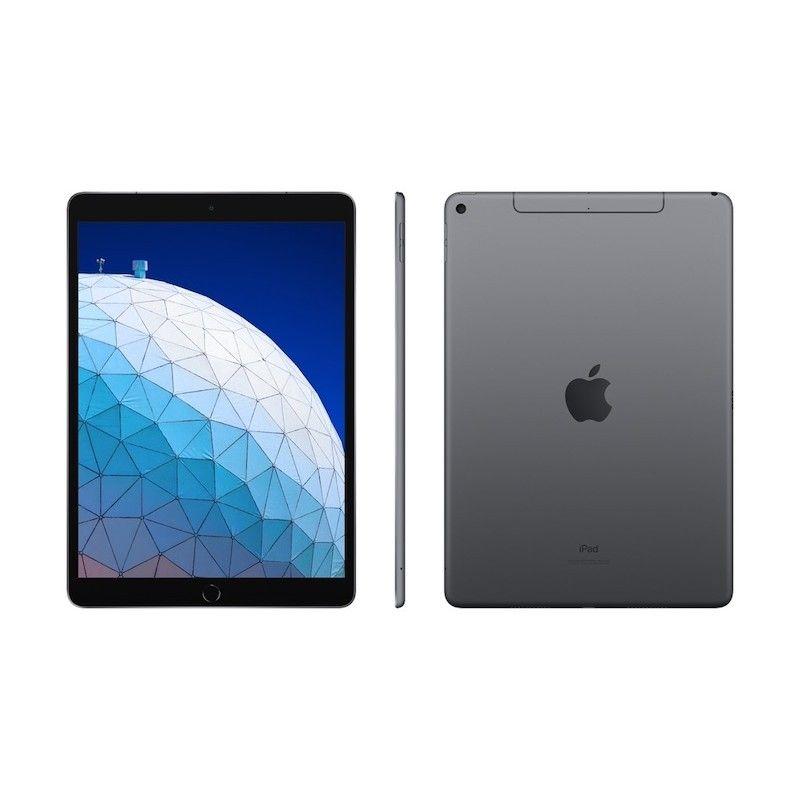 "iPadAir 10.5"" Wi-Fi + Cellular 64GB - Cinzento Sideral"