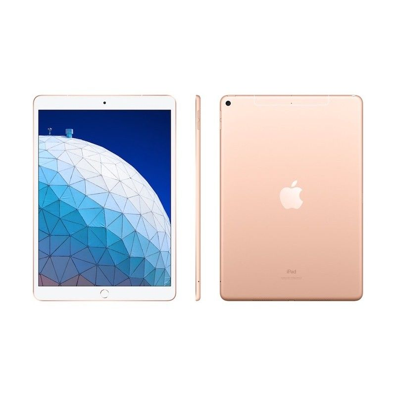 "iPad Air 10.5"" Wi-Fi 64GB - Dourado"