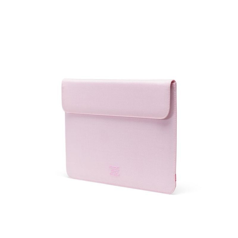 Bolsa Spokane para MacBook 13 - Pink Lady Crosshatch