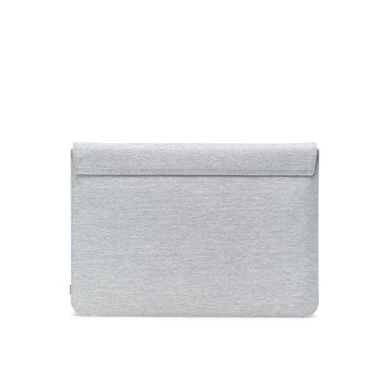 Bolsa Spokane para MacBook 13 - Light Grey Crosshatch
