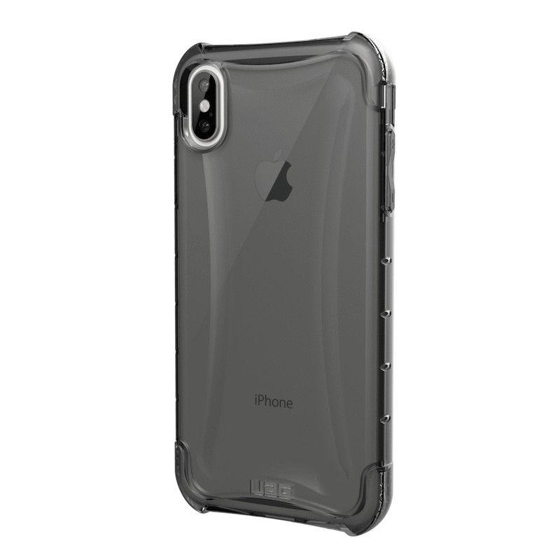 Capa para iPhone XS Max UAG Plyo - Cinza transparente