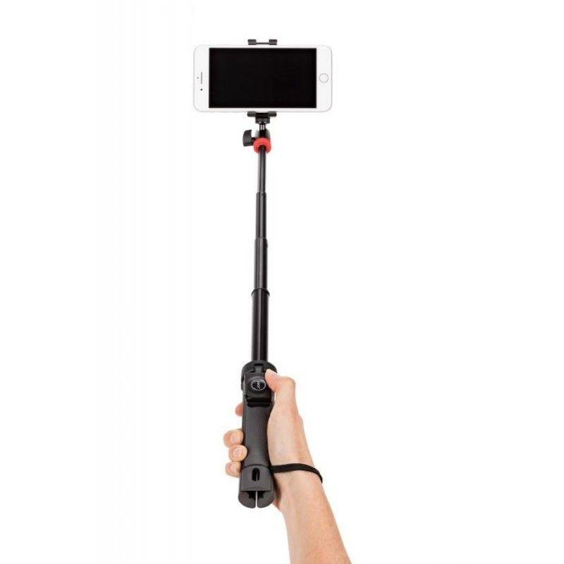 Suporte telescópico Joby Telepod Mobile - Preto