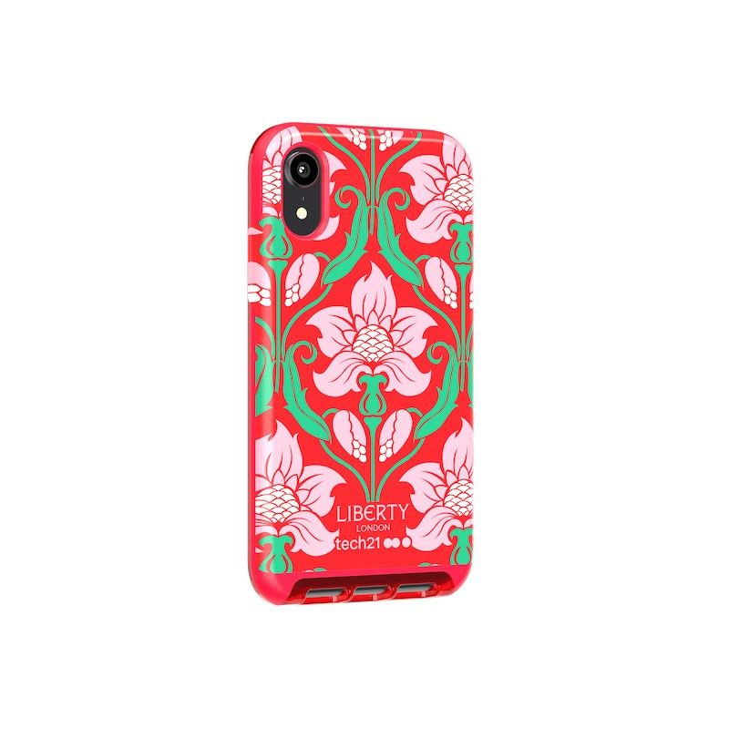Capa para iPhone XR Tech21 Luxe Liberty London- Azelia