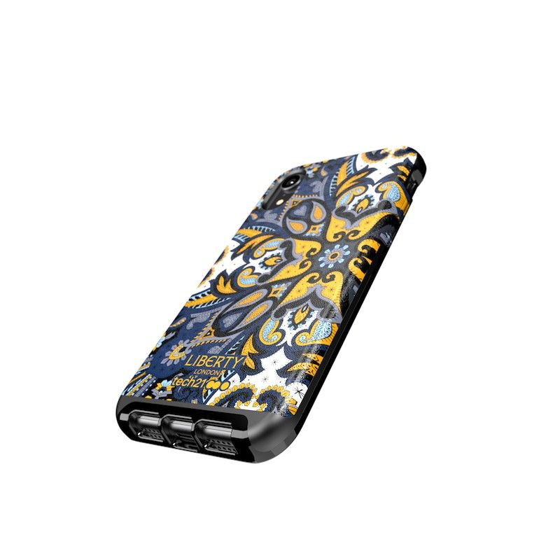 Capa para iPhone XR Tech21 Luxe Liberty - Marham